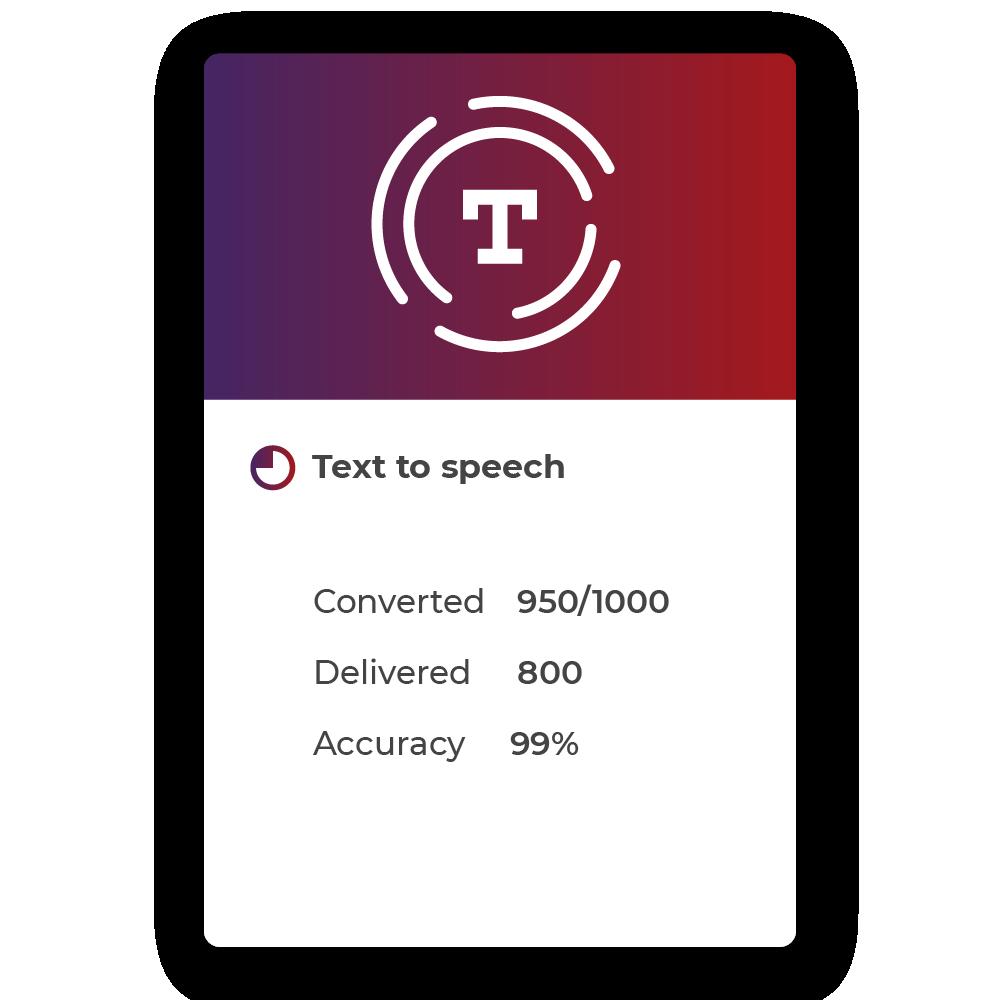 Text to Speech Datasets